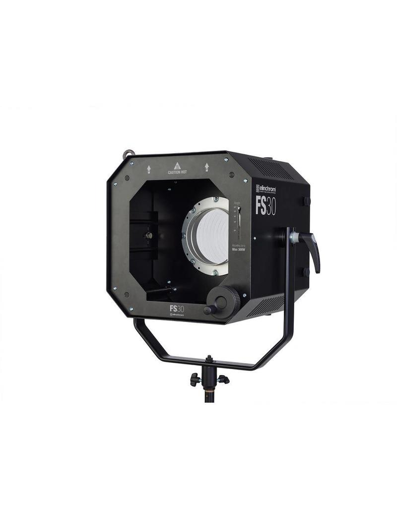 Elinchrom Elinchrom Fresnel Spot FS30 + FS 30 Trolley