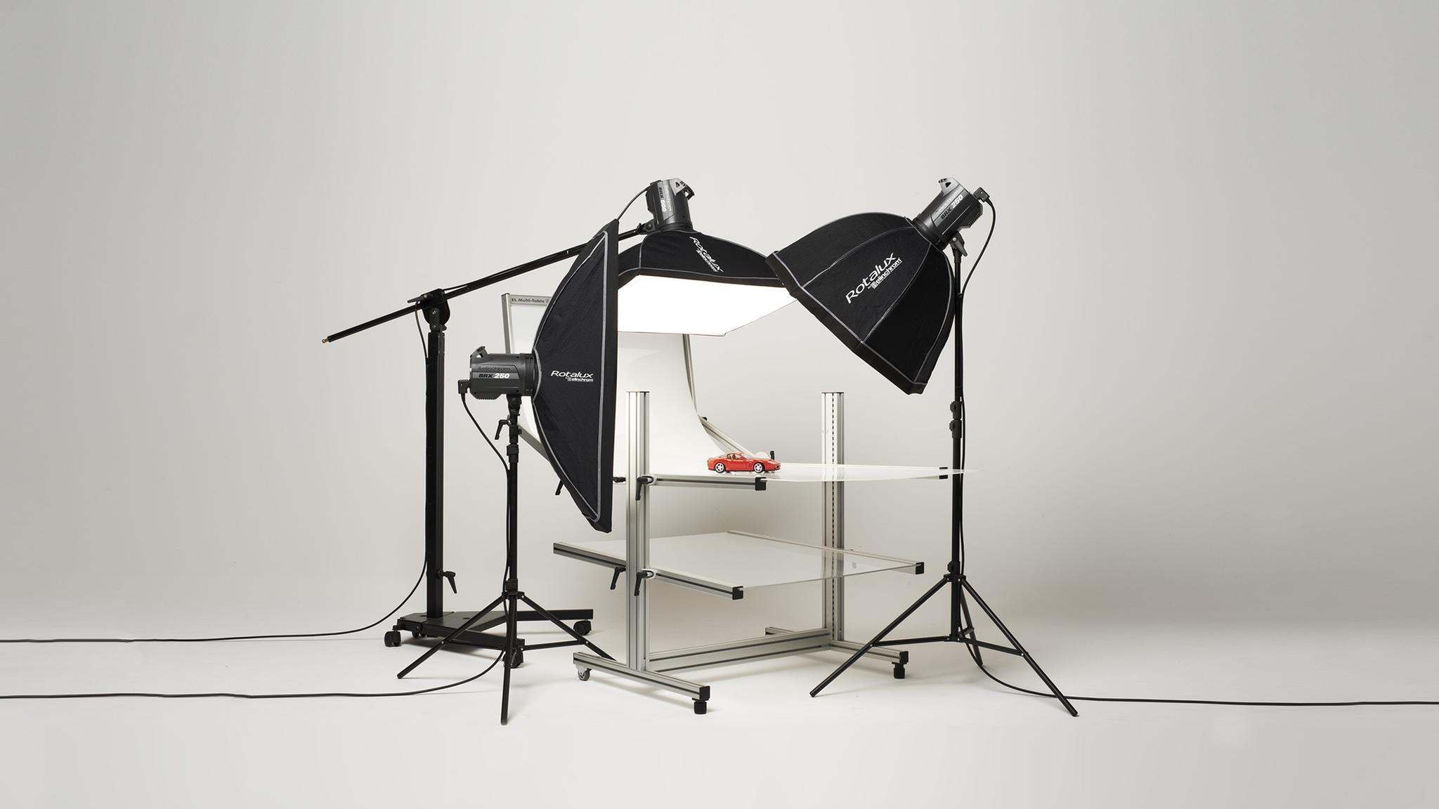 Elinchrom Studio Compact flitsers