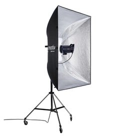 Elinchrom Indirect LiteMotiv Square Softbox 145cm