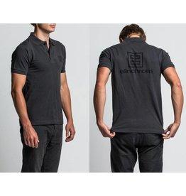 Elinchrom EL Dark Grey Polo Shirt (XXL) - 100% cotton