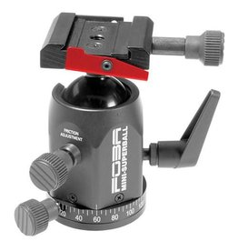 """Foba Studio Technology MINI-SUPERBALL with camera plate, 3/8"""" and 1/4"""" thread"""