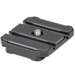 """Foba Studio Quick-release plate 1/4"""", medium format, with cable catcher"""