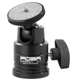 "Foba Studio Foba SUPERBALL M-1 with camera plate, 1/4"" thread"