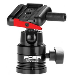 Foba Studio Technology Foba SUPERBALL M-1 with quick-release unit