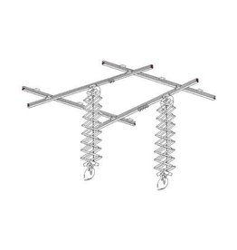 Foba Studio Technology Ceiling rails, mini kit 3 x 3 m, ROOF-TRACK