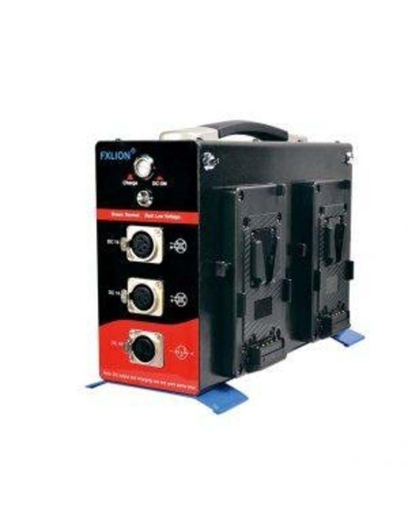 FXlion Fxlion Skypower 10A/480W (1x 48V + 2x 14.8V) V-lock FX-4DC48S