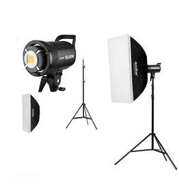 Godox Godox SL60W Duo Kit LED Videolampen