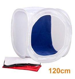 Licht tent / Opname tent 120 cm
