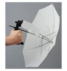 Lastolite Lastolite Brolly grip kit + handle & umbrella 50cm translucent