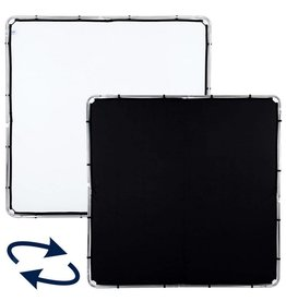 Lastolite Lastolite Skylite rapid fabric large 200x200cm black/white