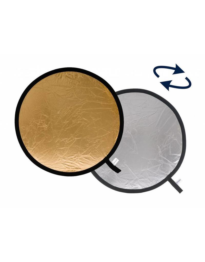 Lastolite Lastolite Collapsible reflector 120cm silver/gold