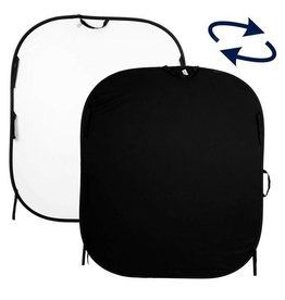 Lastolite Lastolite Collapsible 180x210cm black/white reversible