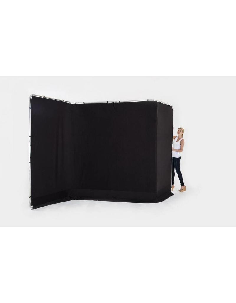 Lastolite Lastolite Panoramic background 400cm black