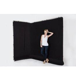 Lastolite Panoramic background 400cm cover black