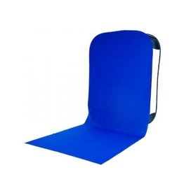 Lastolite Hilite bottletop with train 150x215cm chromakey blue