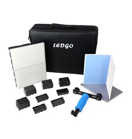 Ledgo Ledgo B308C Bi-Color Kit (kit w/ two lights)
