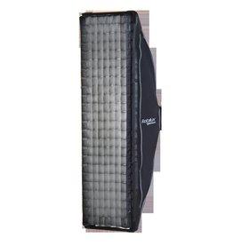 """LightTools Lighttools ezPOP Grid 50° voor Rotalux 130x50cm (51x20"""")"""