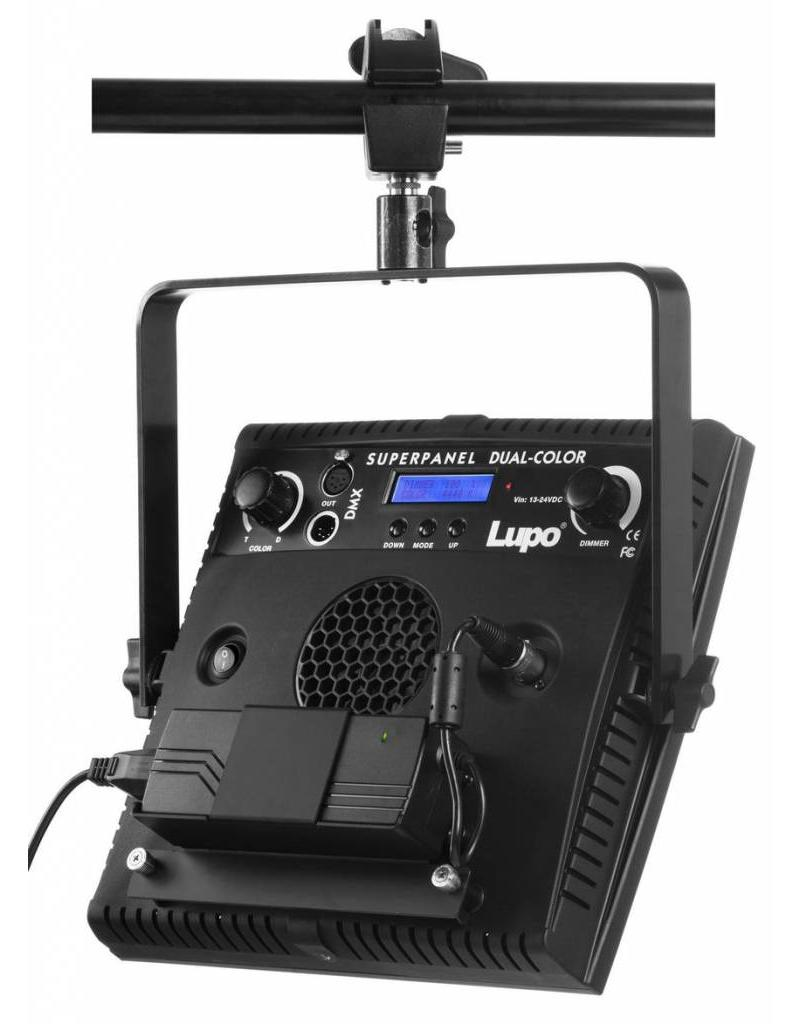 Lupo Lupo SuperPanel DMX Dual Color