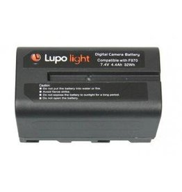 Lupo DV-Battery / Accu voor LupoLED