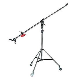 Manfrotto Manfrotto Super Boom + Cine Studio Statief 025BS