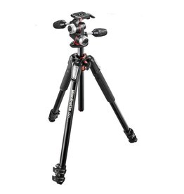 Manfrotto Manfrotto MK055XPRO3-3W Camera statief set