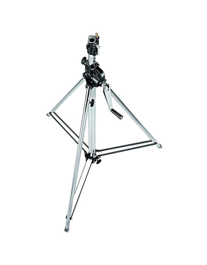 Manfrotto Steel 2-Section Wind Up Stand 083NWB (Black)