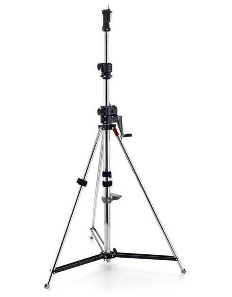 Manfrotto Manfrotto wind-up tripod Chrome 087NW