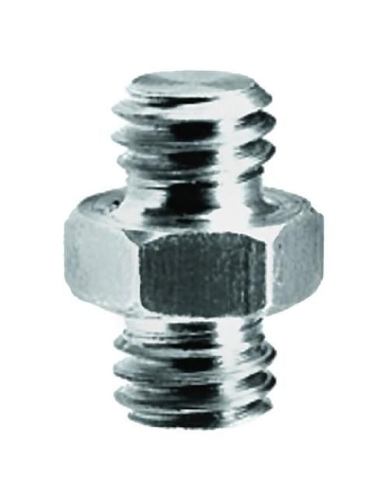 """Manfrotto Manfrotto 125 Adapter spigot 3/8""""+ 3/8"""""""
