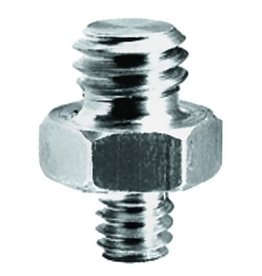 """Manfrotto Manfrotto 147 Adapter Spigot with 3/8"""" + 1/4"""" screw"""