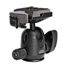 Manfrotto Mini Balhoofd met quick release adapter (494RC2)