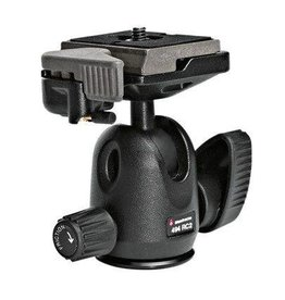 Manfrotto Mini Ballhead 494RC2 with Quick Release Addapter