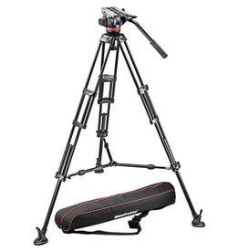 Manfrotto MVH502A & 546BK-1 Pro Video Kit