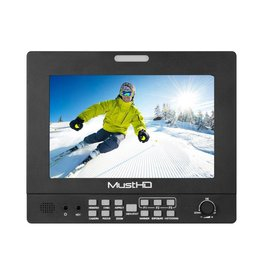 """MustHD MustHD M702H 7"""" Monitor"""