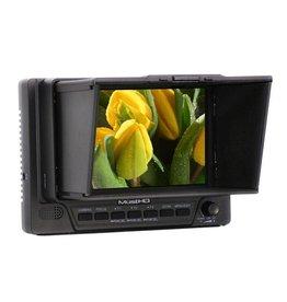 """MustHD MustHD M501H 5"""" Monitor"""