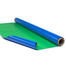 Rosco Chroma Key Floor Blue / Green per 1 x 1.60m