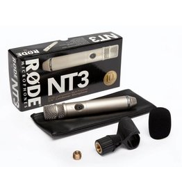 RØDE Microphones Røde NT3 3/4'' Condensator microfoon