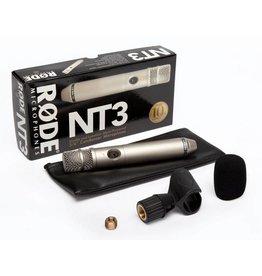 RØDE Microphones Røde NT3 3/4'' Condenser microphone