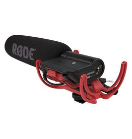 RØDE Røde VideoMic Video Microphone with RYCOTE Shockmount