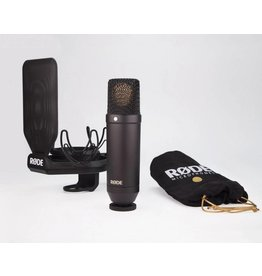 RØDE Microphones Røde NT1 Kit Complete recording solution BLACK