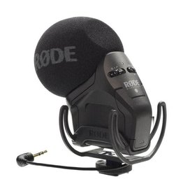 RØDE Røde Stereo Videomic PRO Rycote Compact Stereo Video Microphone