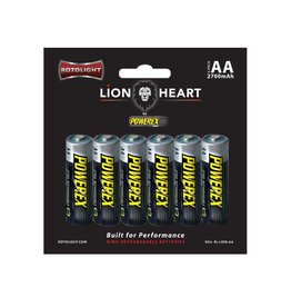 Rotolight Rotolight rechareable batteries 6 Pack