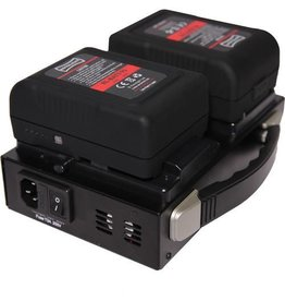 Rotolight Rotolight Dual Channel V Lock battery Charger