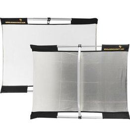 Sunbounce Micro-Mini Kit Zilver / Wit 60x90cm 1MM-M10