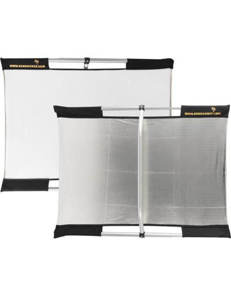Sunbounce Micro-Mini Kit Zilver / Wit 60x90cm 1MM-M10