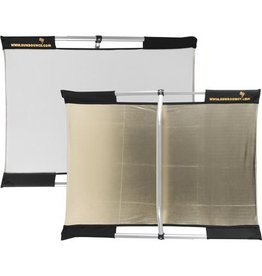 Sunbounce Micro-Mini Kit Zebra Gold-Silver / White 60x90cm 1MM-M20