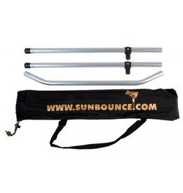 Sunbounce Sunbounce Micro-Mini Frame including Sling-Bag 1MM-000