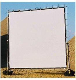"""Sunbounce SUN-SCRIM 20x20 Screen Translucent """"NO MOIRÉ WHITE"""" fine WHITE NET - 1/2 f:stop (1 seam)"""
