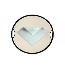 Sunbounce SunBounce SUN-MOVER Zig-Zag Silver / White - Backsite White