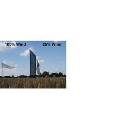 Sunbounce Sunbounce WIND-KILLER STATIC BIG Screen 180 x 245 cm