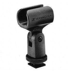 Sennheiser Sennheiser MZQ 6 microfoon clip voor K 6(P) hot shoe adapter black